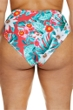 Fashion to Figure Martinique Floral High Waist Bikini Bottom