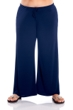 Always For Me Navy Plus Size Lounge Pant