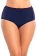Anne Cole Navy Plus Size Tankini Bottom