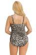 Penbrooke Plus Size Catwalk Sweetheart One Piece Swimsuit