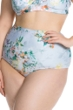 Becca ETC by Rebecca Virtue Femme Flora High Waisted Plus Size Bikini Bottom