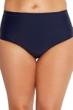 Raisins Curve Navy Plus Size Sayulita Bikini Bottom