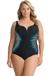 Miraclesuit Plus Casbah Temptress One Piece Swimsuit