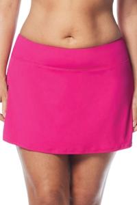 Beach House Berry Plus Size Emma Swim Skort