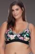 SKYE Plus Size Elysian Fields Meli Bralette Bikini Top