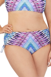 Raisins Curve Plus Size Stolen Heart Adjustable Hipster Bikini Bottom