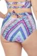 Raisins Curve Plus Size Stolen Heart High Waist Bikini Bottom