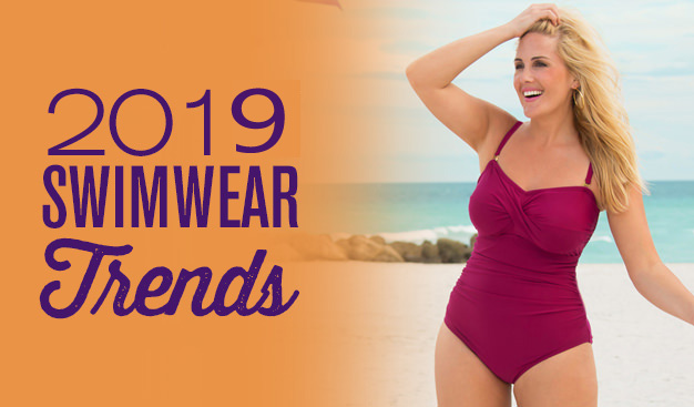 Plus Size Swimsuit Trends for 2019