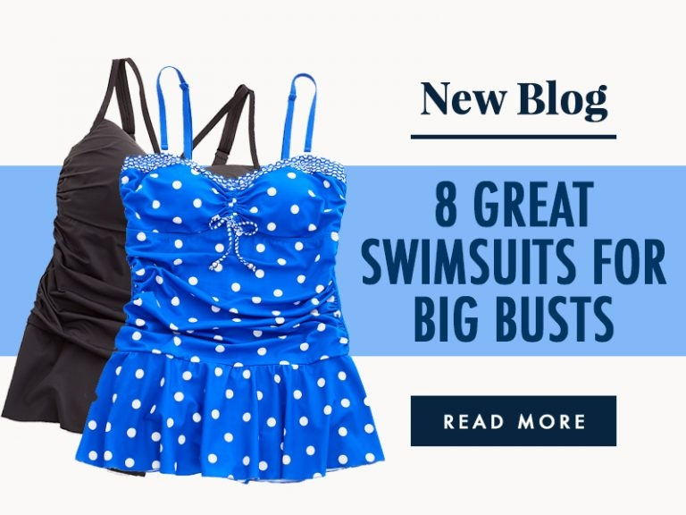 8 Great Swimsuits for Big Busts