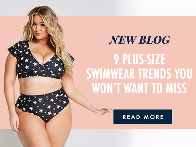 9 Plus-Size Swimwear Trends You Won't Want to Miss