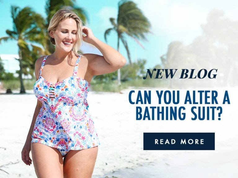 Can You Alter a Swimsuit?