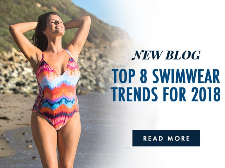Top 8 Swimwear Trends for 2018