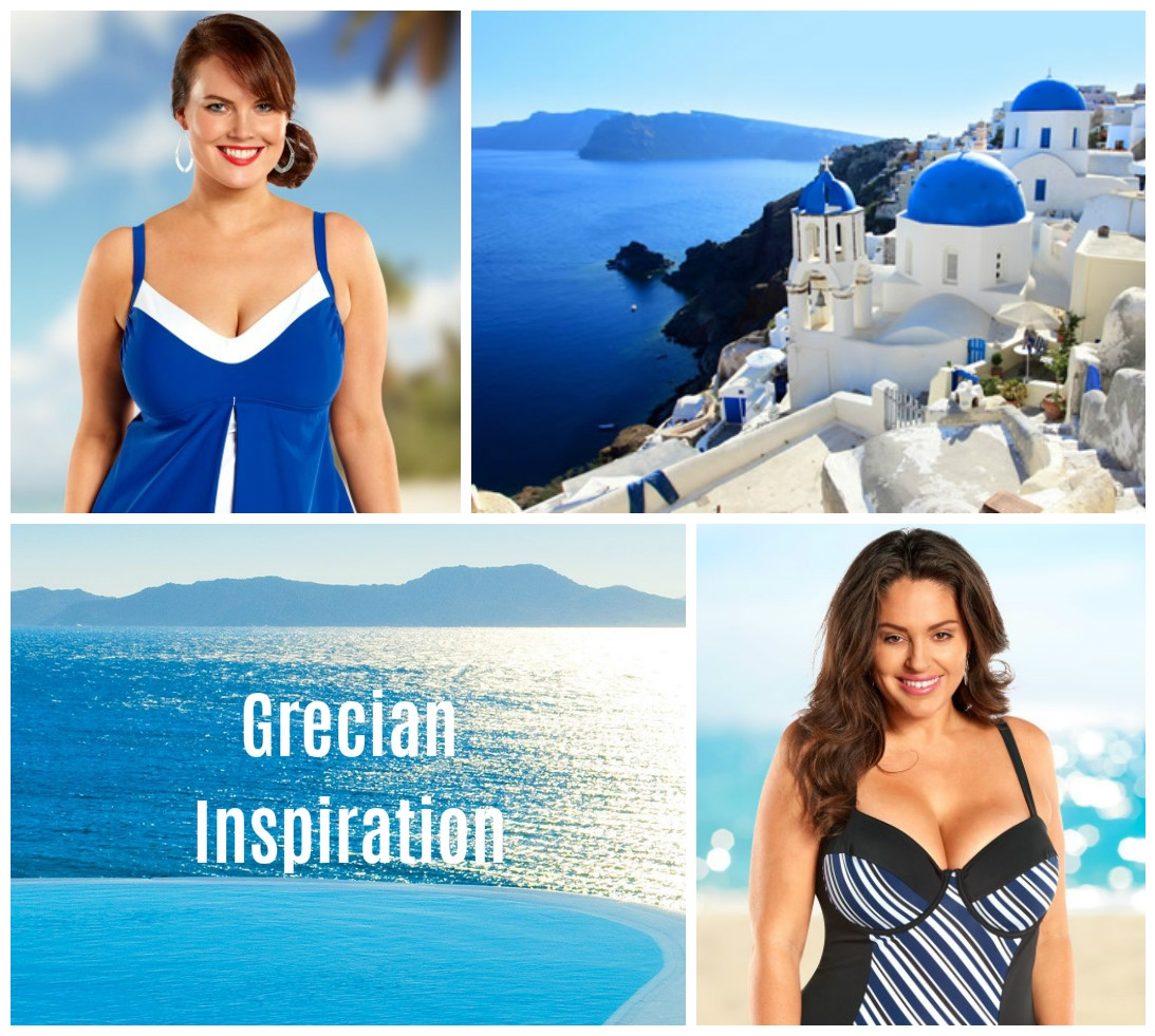 Grecian Romance – Always For Me Swimwear Collection